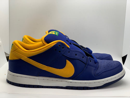 Brazil Dunk Low size 10