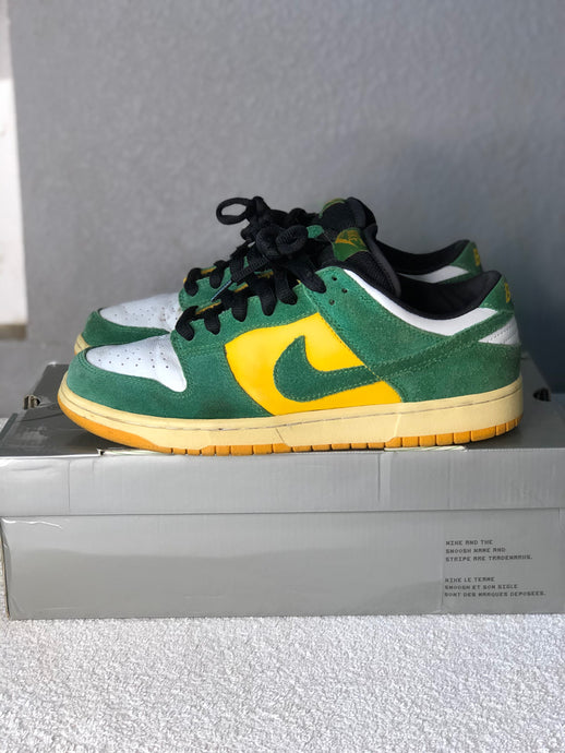Buck Dunk Low size 9.5