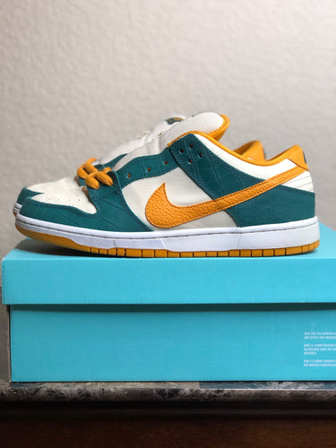 Kumquats Dunk Low size 10