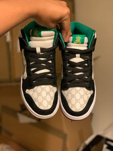 Paid in Full Dunk High size 8