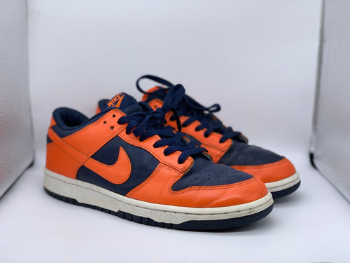 Syracuse Dunk Low Samples size 9