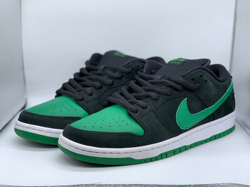 Pine green Dunk Low size 12