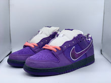 Load image into Gallery viewer, Purple Lobster Dunk Low size 9