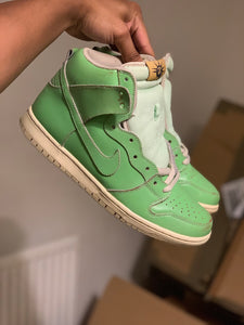 Statue of Liberty Dunk High size 8.5