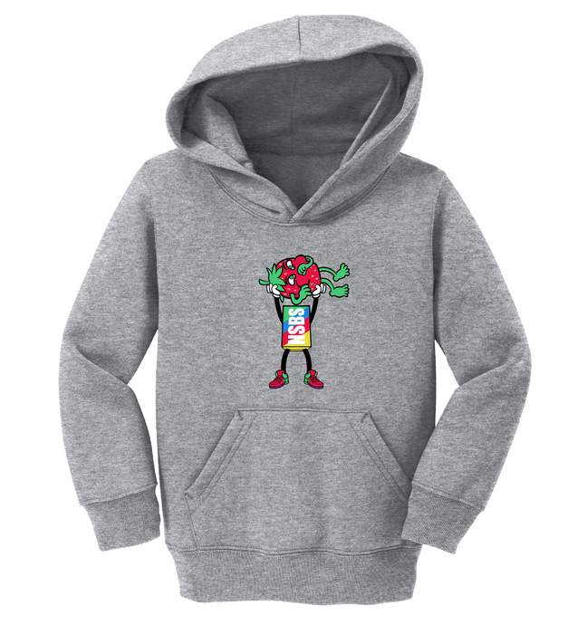 Grey Toddler Strawberry Cough (Presale)
