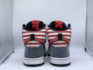 Born in the USA Dunk High size 9.5