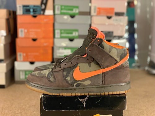 Brian Anderson Dunk High size 11.5