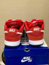 Load image into Gallery viewer, Red challenge Dunk Low size 11.5