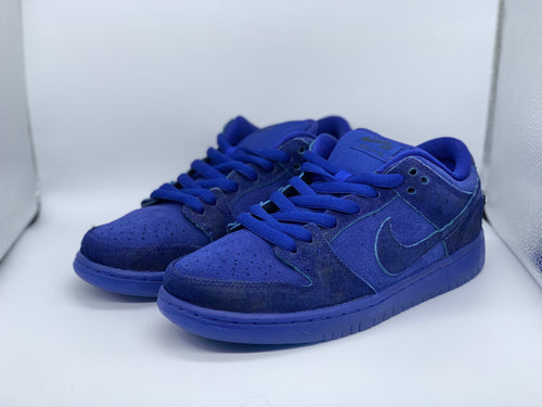 Blue Moon Dunk Low size 7