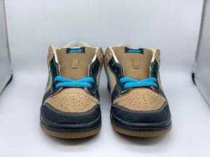 Slam City Dunk Low size 8