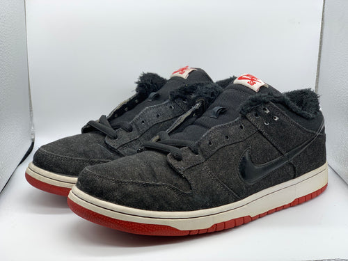 Larry perkins dunk low size 12 preowned