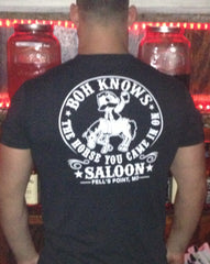 Boh Knows The Horse, short sleeve