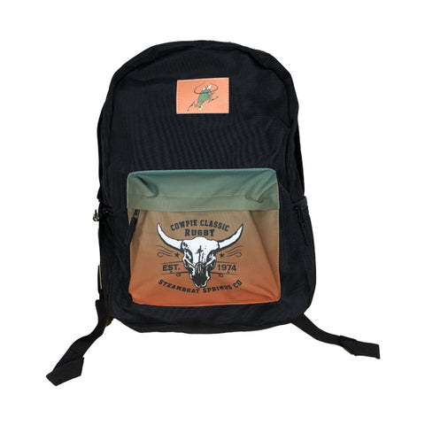 *Cowpie Rugby Backpack (RA)