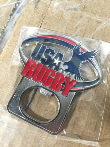 *USA Rugby Bottle Opener (RA)