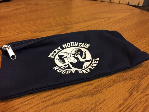 Rocky Mountain Referee Whistle/Card Bag
