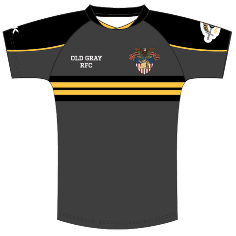 *Army / Old Grey RFC BLK Jersey