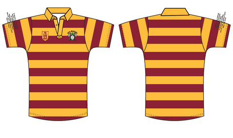SFA Rugby Alumni Short Sleeve Cotton Jersey (Pre-Order)