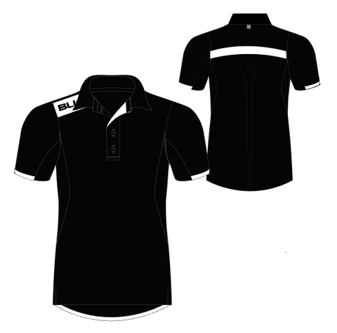 *BLK Warehouse Inventory Stock Polo