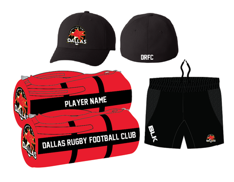 Dallas Rugby Starter Pack (Pre-Order)