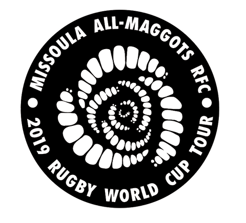 Missoula Maggots Rugby World Cup 2019 Pre-order Store – Rugby Athletic