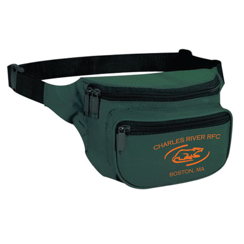 Charles River Fanny Pack, Green