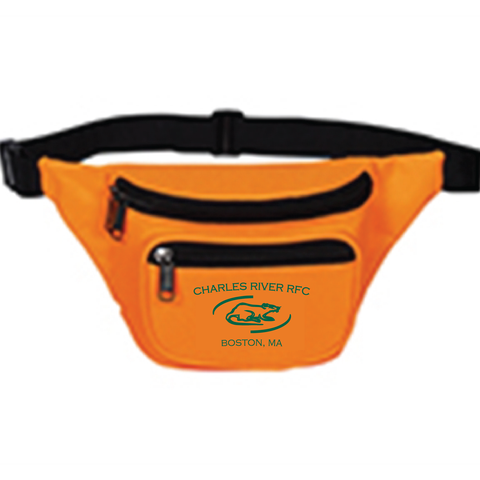 Charles River Fanny Pack, Orange