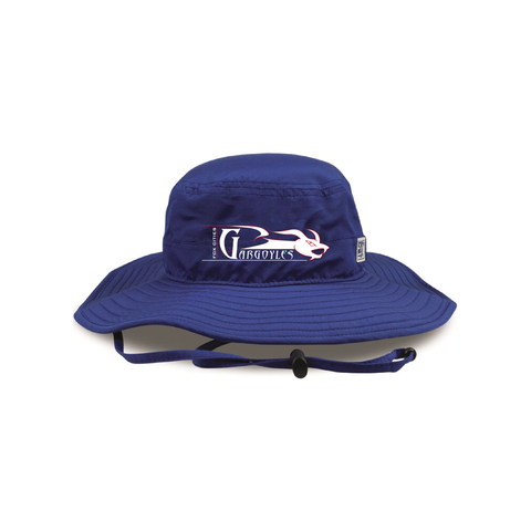 Fox Cities Gargoyles - Boonie Hat, Royal (Pre-Order)