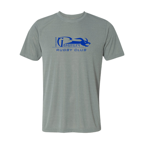 Fox Cities Gargoyles - Performance Gym T-Shirt, Grey (Pre-Order)