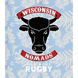 Nomads Old Boys Rugby - Hibiscus Camp Shirt (Pre-Order)