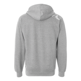 Girls Rugby Fierce Hooded Sweatshirt, Grey (Pre-Order)