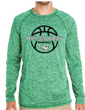 Hill Murray Basketball Men's Long Sleeve Performance Tee (Pre-Order)