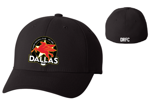 Dallas Rugby Flex Fit Cap (Pre-Order)