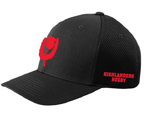 Denver Highlanders 50th Anniversary Flexfit Air Mesh Back Hat (Pre-Order)