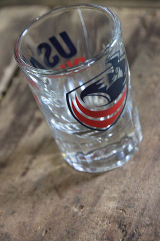 *USA Rugby Shot Glass (RA)