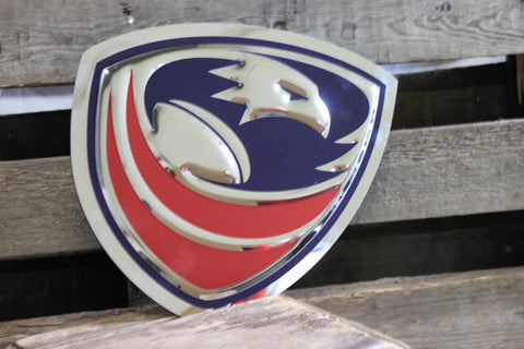 *USA Rugby Metal Sign (RA)