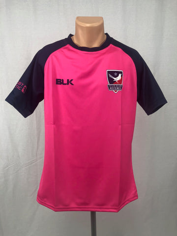 Texas Rugby Referee BLK PINK Jersey
