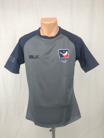 Texas Rugby Referee BLK GREY Jersey