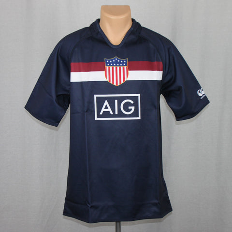 USA Rugby All American Replica Jersey - Navy