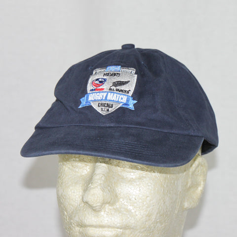 USA Rugby vs NZ All Blacks Event Hat - Navy