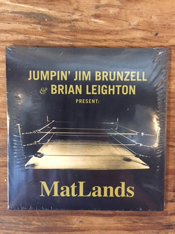 Jumpin' Jim Brunzell MatLands CD
