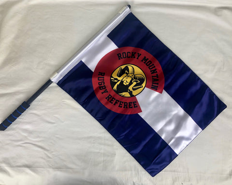 Rocky Mountain Referee Flags