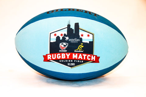 USA Rugby vs Australia Size 5 Ball