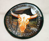*Cowpie Rugby Patch (RA)
