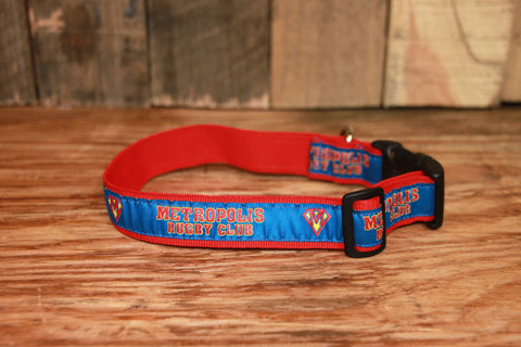 Metropolis Dog Collar (CLOSEOUT)
