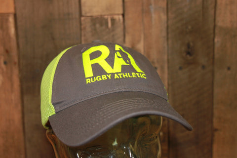 *Rugby Athletic Neon Hat