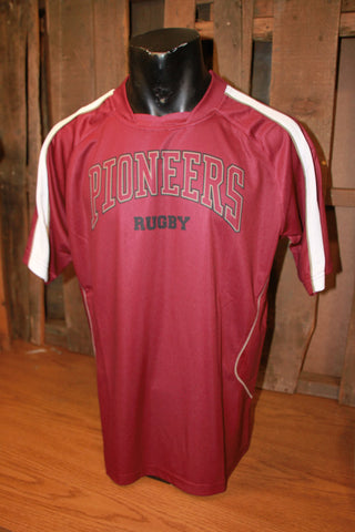*DU Rugby BLK Performance Shirt (RA)