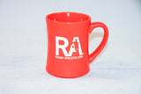 *Rugby Athletic Coffee Mug - Orange