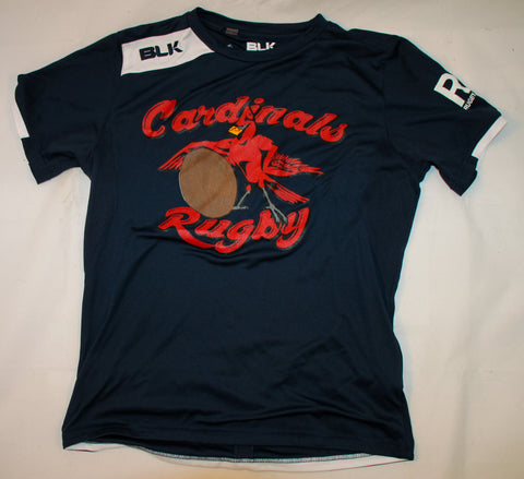 *Cardinals Rugby BLK Training Tee