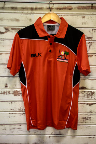 Florida Rugby Ref BLK Polo