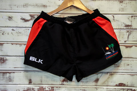 Florida Rugby Ref BLK Shorts